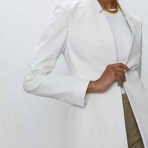 🖤SOLD🖤 New Babaton FORTE BLAZER in White